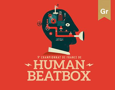 Championnat de France — Human Beatbox