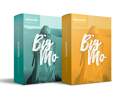 KidzMatter Curriculum: Product Branding