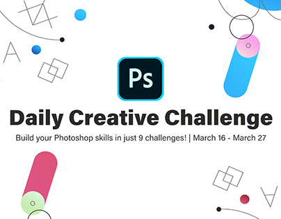 Ps Daily Creative Challenge - March 2020