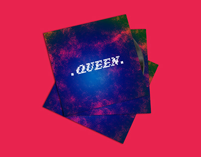 Capa de Disco de Vinil | Queen