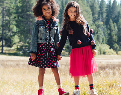 Gymboree Relaunch, Kid Girl—Coming Soon