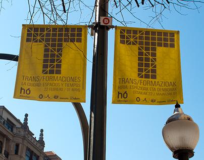 TRANSFORMATIONS exhibition Alhóndiga Bilbao