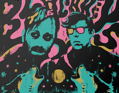 THE BLACK KEYS - HOWLING FOR YOU