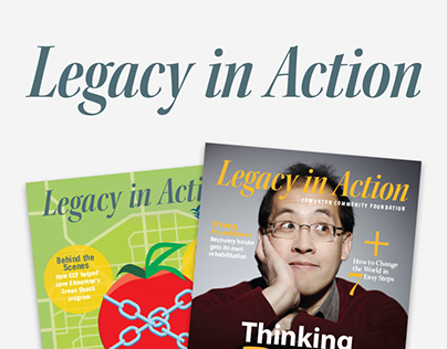 Legacy in Action Magazine