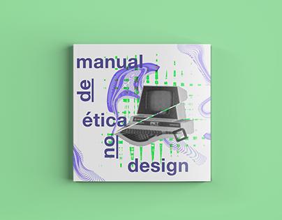 Manual de ética no design