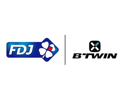 PARTNERSHIP WITH PROFESSIONAL CYCLING TEAM FDJ