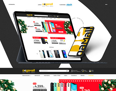 Loja Virtual - DEGAMALL WTEK DIGITAL