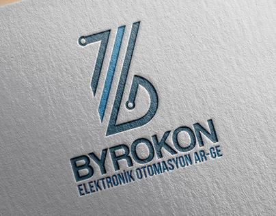 Byrokon Logo | Electricity & Electronics