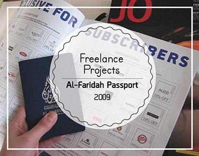Al-Faridah Passport