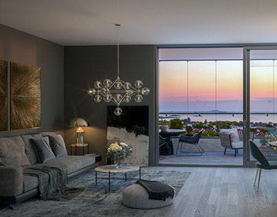 Apartment interior design stavanger norway