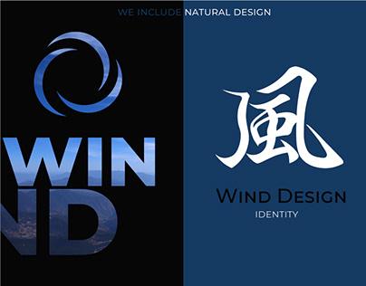 WIND DESIGN identity