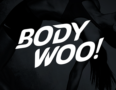 Body Woo - apparative massage salon branding. V 2.