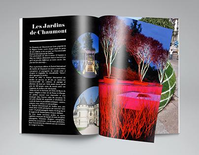 Les Jardins de Chaumont / Edition