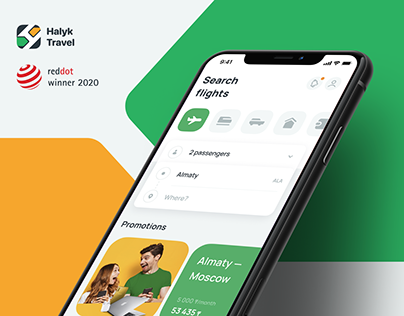 Halyk Travel — All In One Travel App
