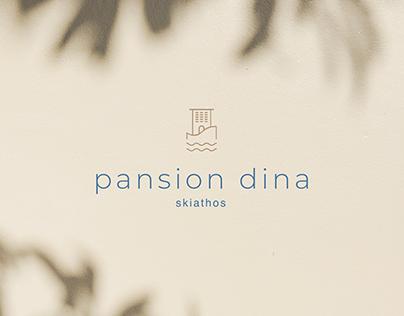 Logo Design for Pansion Dina