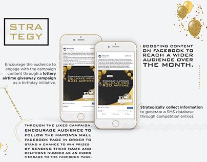 Maponya Mall Social Media Campaign Case Study
