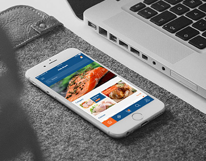 Only Fresh Android & iOS App | Tecort Innovations