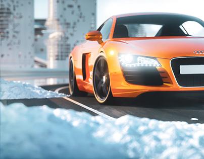 Audi (CGI)