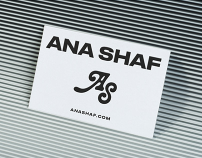 Branding for Ana Shaf