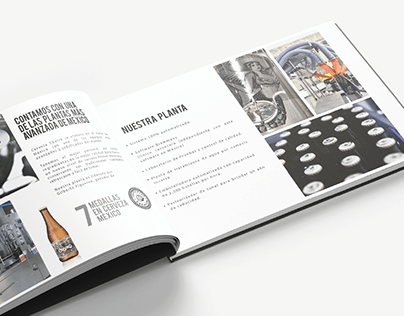 Brochure Cerveza Charro