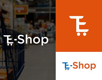 Logo Design for E-Commerce Website