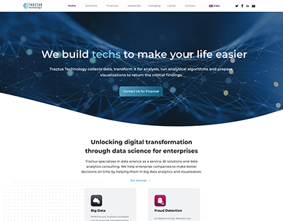 Tractus Technology