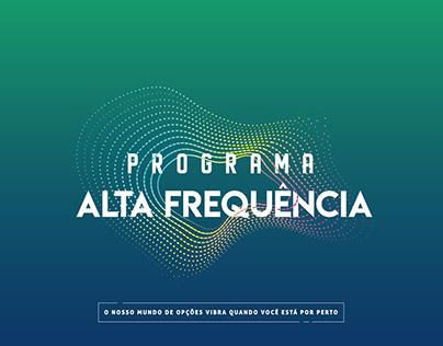 Programa Alta Frequência - Buriti Rio Verde
