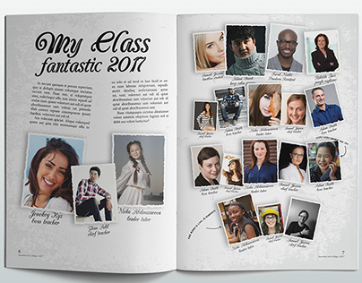 Fantasy Yearbook