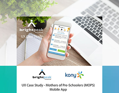 UX Case Study for Mobile App UI Design