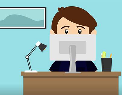 Ilustraciones para animación