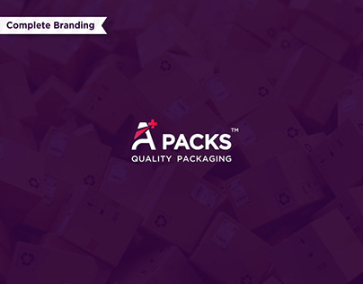 A Plus Packs - Packaging Company - Complete Branding :)