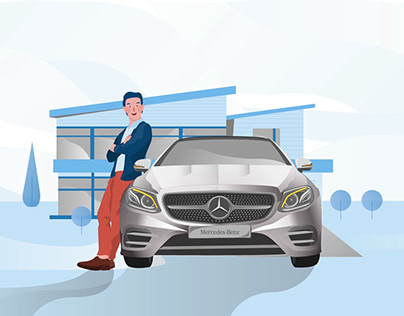 Mercedes Benz - Service Packages