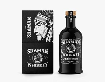 Old Shaman Whiskey