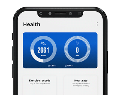 health-care assistant app