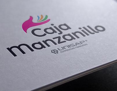 Branding Caja Manzanillo