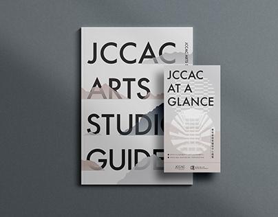 JCCAC ARTS STUDIO GUIDE