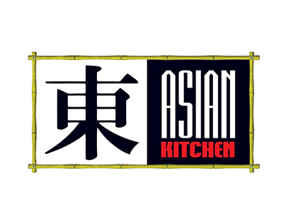 Asian Kitchen Brand Logo & Packages design