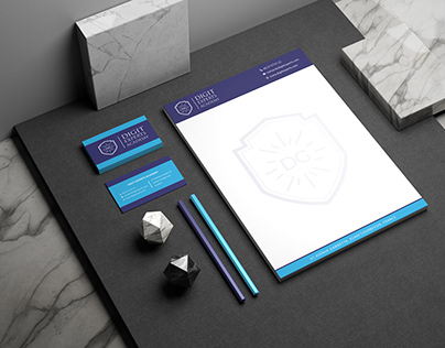 Business Card and Letterhead Designs