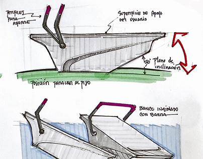 Diseño Conceptual. Guía de Diseño: Equipamiento Urbano.
