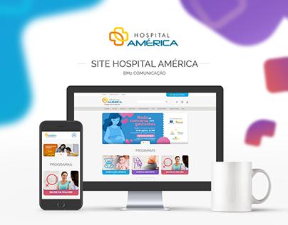 Site Hospital América Goiânia