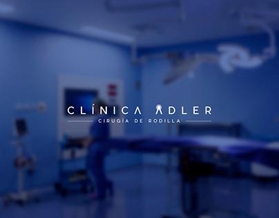 Branding Clínica Adler