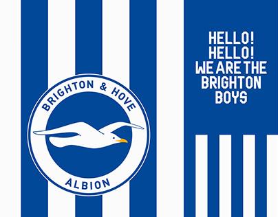 Brighton & Hove Albion FC — Amex Stadium Graphics