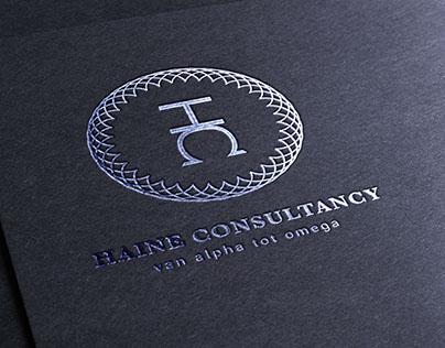 Haine Consultancy // Corporate Identity