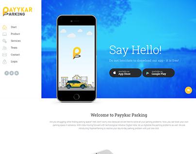 Payykar Parking   Website