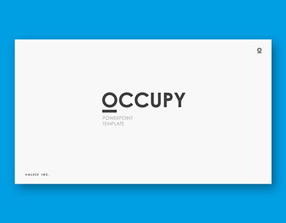 Occupy Powerpoint Template