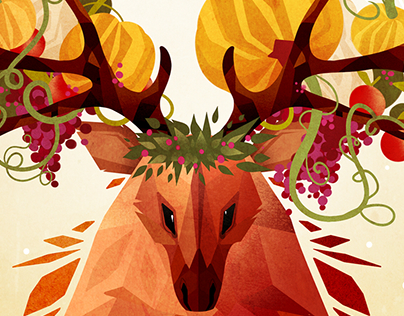 Harvest Stag
