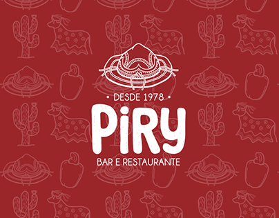 Identidade Visual - Piry Bar e Restaurante