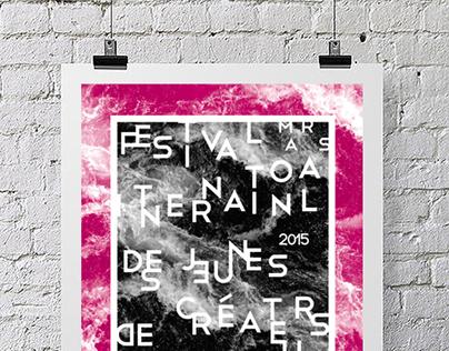 Projet d'études : Festival des jeunes créateurs de mode
