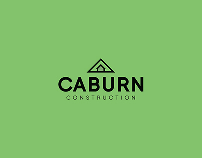 Caburn Construction Branding