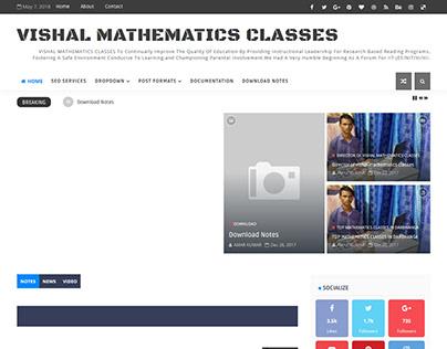 Vishal Mathematics Classes